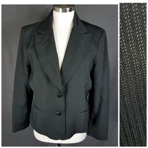 🔥HOT SALE🔥 Pin Striped Blazer Size 12